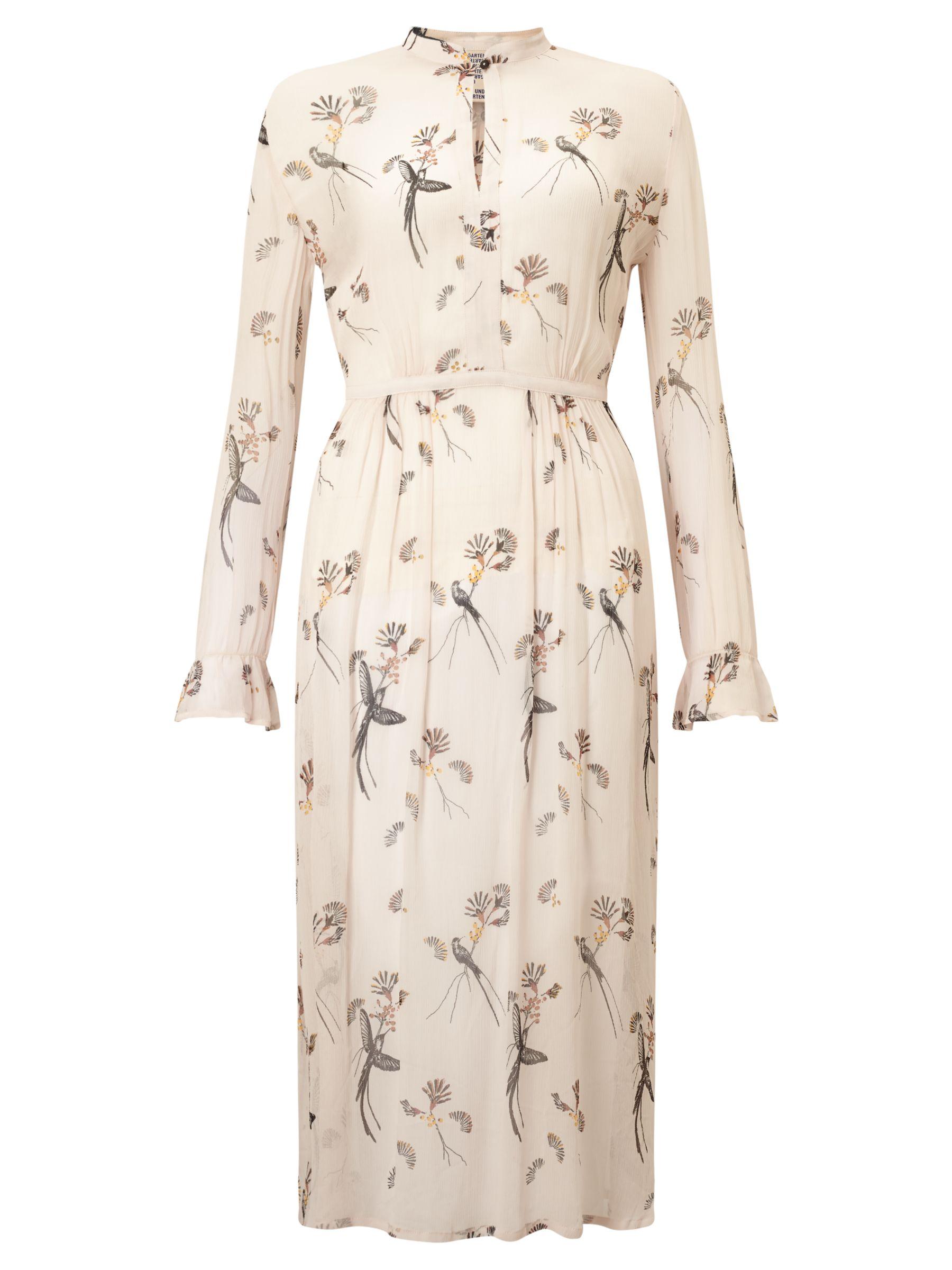Baum und Pferdgarten Baum und Pferdgarten Aicha Printed Dress, Blackbirds