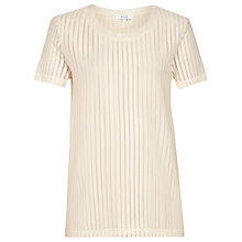 Buy Reiss Tuesday Top, Champagne Online at johnlewis.com