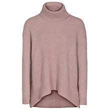 Buy Reiss Philberta Roll Neck Jumper Online at johnlewis.com