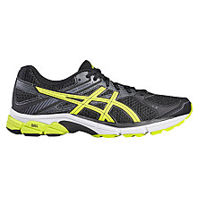 Buy Asics GEL-INNOVATE 7 Men's Running Shoes, Black/Yellow Online at johnlewis.com