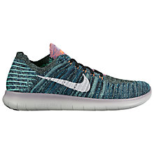 Buy Nike Free RN Flyknit Women's Running Shoes Online at johnlewis.com