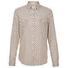 Buy Fat Face Rosie Gypset Foulard Shirt, Ivory Online at johnlewis.com