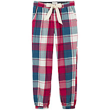 Buy Fat Face Buffalo Check Cuffed Pyjama Bottoms, Multi Online at johnlewis.com