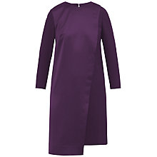 Buy Ted Baker Colour By Numbers Maon Shift Dress With Front Flap Online at johnlewis.com