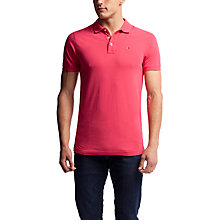 Buy Tommy Hilfiger Basic Cotton Pique Polo Shirt Online at johnlewis.com