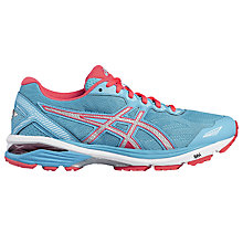 Buy Asics GT-1000 5 Women's Running Shoes, Light Blue/Silver Online at johnlewis.com