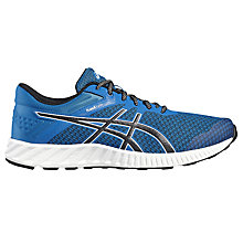 Buy Asics fuzeX Lyte 2 Men's Running Shoes, Blue/Black Online at johnlewis.com