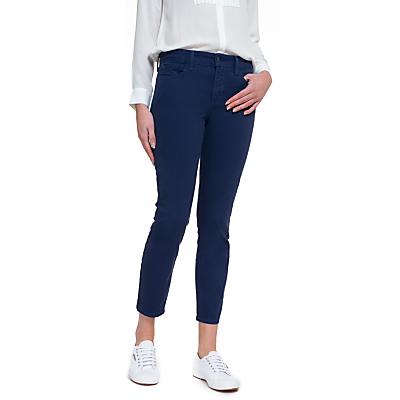 NYDJ Clarissa Skinny Ankle Jeans, Peacoat