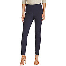 Buy Polo Ralph Lauren Stretch Cotton Skinny Trousers, Aviator Navy Online at johnlewis.com
