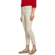 Buy NYDJ Clarissa Skinny Ankle Jeans, Clay Online at johnlewis.com
