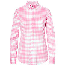 Buy Polo Ralph Lauren Slim Fit Gingham Shirt Online at johnlewis.com