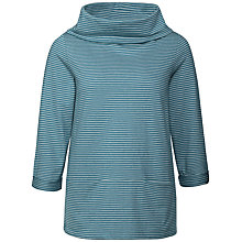 Buy Seasalt Brehat Stripe Sweatshirt, Tumble Eden Online at johnlewis.com