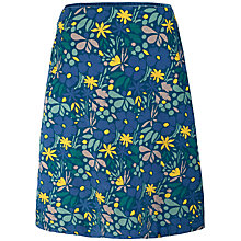 Buy Seasalt Recital Skirt, Kaye's Floral Aquatic Online at johnlewis.com