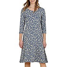 Buy Seasalt Longor Dress, Lace Flower Marine Online at johnlewis.com