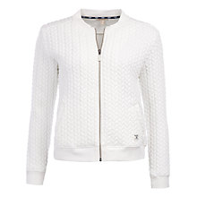 Buy Barbour Hackamore Bomber Jacket Online at johnlewis.com