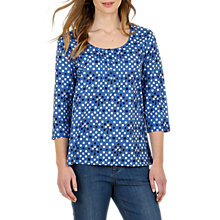 Buy Seasalt Pendower Cove Top, Pots Check Whirl Online at johnlewis.com