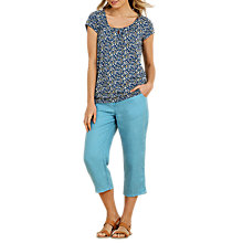 Buy Seasalt Appletree Top, Little Field Marine Online at johnlewis.com