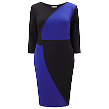 Buy Studio 8 Caitlin Dress, Cobalt/Black Online at johnlewis.com