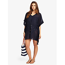 Buy Phase Eight Kaftan, Navy Online at johnlewis.com