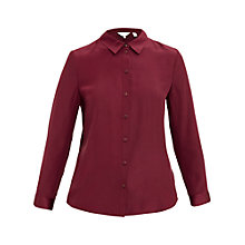 Buy Ted Baker Colour By Numbers Gussie Silk Shirt Online at johnlewis.com