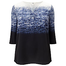 Buy Studio 8 Michelle Printed Blouse, Multi Online at johnlewis.com