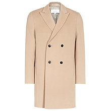 Buy Reiss Mapel Double-Breasted Overcoat Online at johnlewis.com