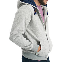 Buy Joules Heyday Hoodie, Pebble Grey Online at johnlewis.com