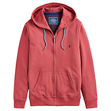 Buy Joules Alnwick Hoodie, Earth Red Online at johnlewis.com