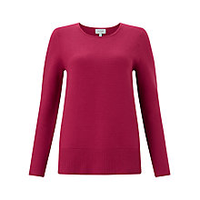 Buy Jigsaw Structured Ottoman Jumper Online at johnlewis.com