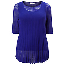Buy Studio 8 Polyanna Jumper, Ultra Violet Online at johnlewis.com