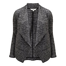 Buy Studio 8 Polly Jacket, Charcoal Online at johnlewis.com