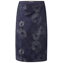 Buy White Stuff Sparkle Me Skirt, Navy Online at johnlewis.com