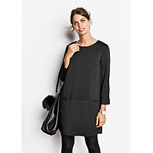 Buy hush Sherilyn Dress, Black Online at johnlewis.com