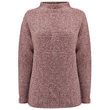 Buy White Stuff Fairytail Jumper, Astoria Purple Online at johnlewis.com