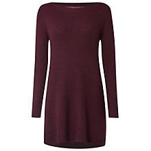 Buy White Stuff Hudson Jumper Tunic, Harlem Purple Online at johnlewis.com