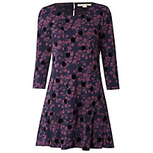 Buy White Stuff Eclectic Floral Jersey Tunic Dress Online at johnlewis.com