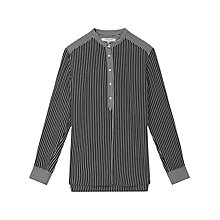 Buy Gerard Darel Clemence Shirt, Black/Multi Online at johnlewis.com