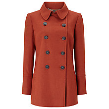 Buy Windsmoor Wool Blend Military Coat Online at johnlewis.com