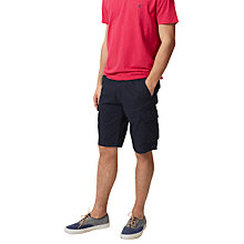 Buy Joules W Croft Cargo Shorts, Navy Online at johnlewis.com