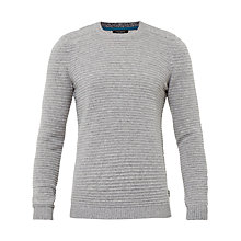 Buy Ted Baker Gridloc Cable Knit Jumper Online at johnlewis.com