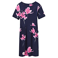 Buy Joules Beth Dress, Navy Orchid Online at johnlewis.com