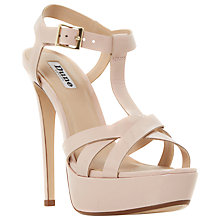 Buy Dune Maui Platform Stiletto Sandals Online at johnlewis.com