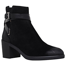 Buy MICHAEL Michael Kors Fawn Bootie Ankle Boots, Black Online at johnlewis.com