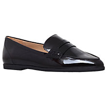 Buy MICHAEL Michael Kors Connor Slip On Loafers, Wine Online at johnlewis.com