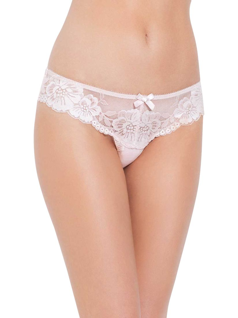 L'Agent by Agent Provocateur L'Agent by Agent Provocateur Catelin Hipster Shorts, Light Pink