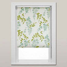 Buy Sanderson Wisteria Blossom Roller Blind, Chain Mechanism Online at johnlewis.com