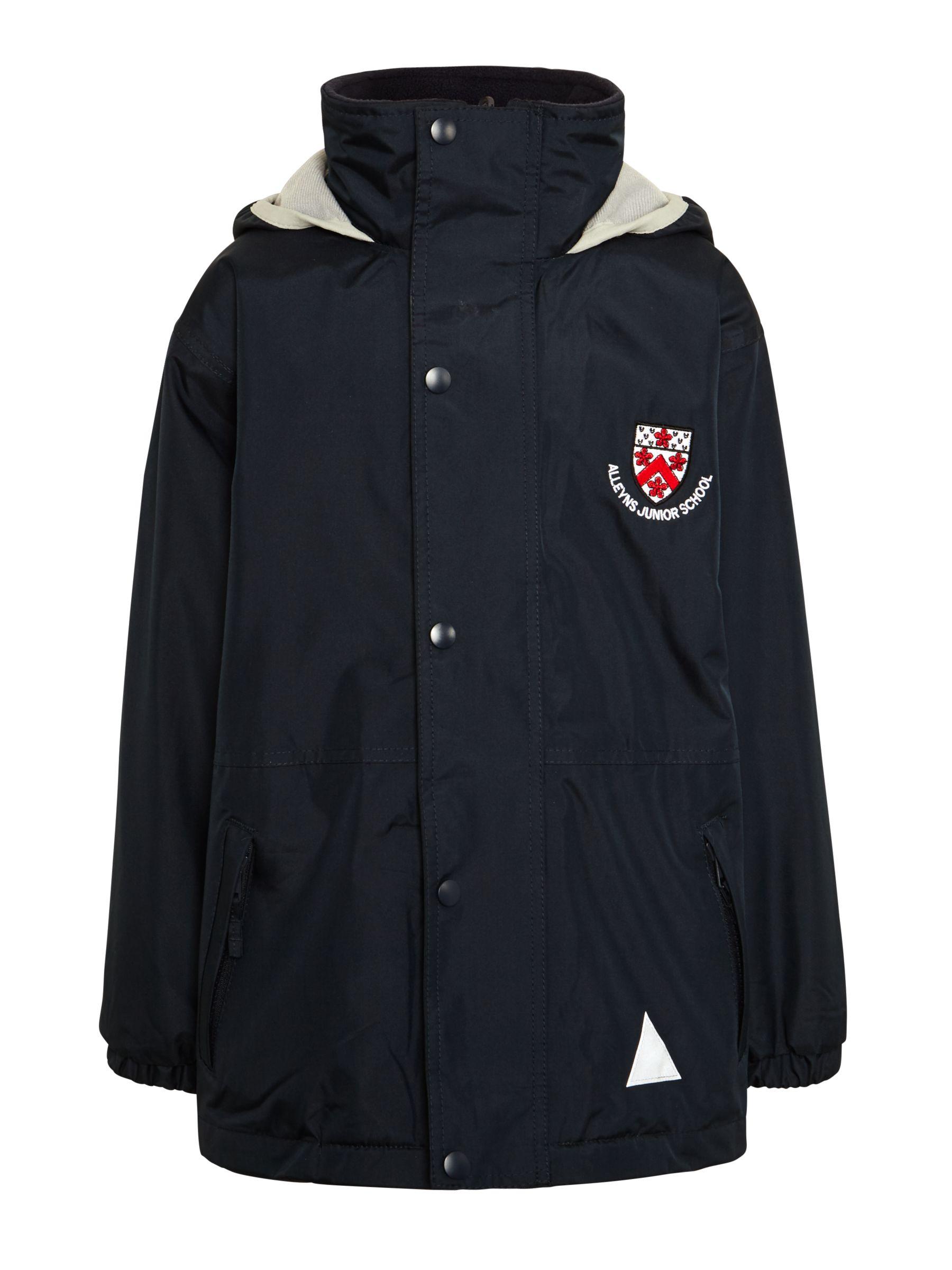 Unbranded Alleyn's School Coat, Navy