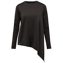 Buy Ted Baker Vangeli Asymmetric Top Online at johnlewis.com