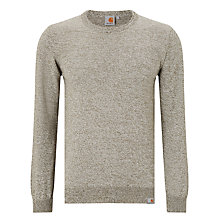 Buy Carhartt WIP Toss Textured Weave Jumper Online at johnlewis.com