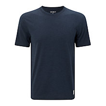 Buy Carhartt WIP Holbrook T-Shirt, Navy Heather Online at johnlewis.com